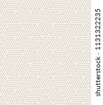 vector seamless pattern. modern ...   Shutterstock .eps vector #1131322235