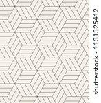 vector seamless pattern. modern ... | Shutterstock .eps vector #1131325412