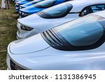 this photo was taken in le mans ... | Shutterstock . vector #1131386945