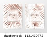 marble invitation templates... | Shutterstock .eps vector #1131430772