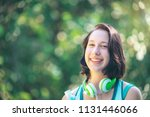 beautiful women have good... | Shutterstock . vector #1131446066