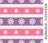 seamless vector decorative... | Shutterstock .eps vector #1131471536