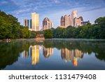 atlanta  georgia  usa midtown...   Shutterstock . vector #1131479408