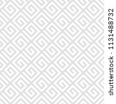 seamless pattern of rhombuses.... | Shutterstock .eps vector #1131488732