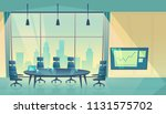 vector conference hall for... | Shutterstock .eps vector #1131575702