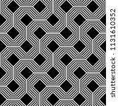 design seamless monochrome... | Shutterstock .eps vector #1131610352