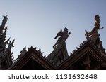 pattaya chonburi province ...   Shutterstock . vector #1131632648