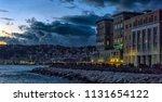 italy  naples  02 01 2018 night ... | Shutterstock . vector #1131654122