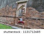 list of thai literature it is...   Shutterstock . vector #1131712685