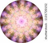 angelic energy meditation...   Shutterstock . vector #1131720152