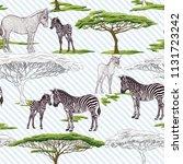 seamless pattern  background ... | Shutterstock .eps vector #1131723242