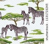 seamless pattern  background ... | Shutterstock .eps vector #1131723245