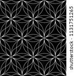 vector seamless texture. modern ... | Shutterstock .eps vector #1131751265