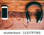 listening skill.converting the...   Shutterstock . vector #1131797585