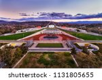 aerial view around capitol hill ... | Shutterstock . vector #1131805655