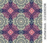 seamless orient pattern made of ...   Shutterstock .eps vector #1131830258
