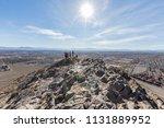 las vegas  nevada  usa  ... | Shutterstock . vector #1131889952
