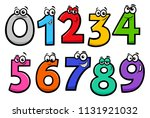 educational cartoon... | Shutterstock .eps vector #1131921032