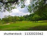 vilnius  lithuania   21 april... | Shutterstock . vector #1132023362