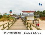 zinnowitz  germany   october 24 ... | Shutterstock . vector #1132112732