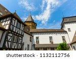 linz am rhein  germany may 31 ... | Shutterstock . vector #1132112756