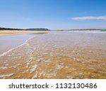 summer donegal beach ireland   Shutterstock . vector #1132130486