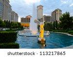 Las Vegas   August 12  Caesars...