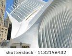 new york circa july 2018. the... | Shutterstock . vector #1132196432