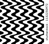 seamless pattern of wavy lines. ... | Shutterstock .eps vector #1132250972