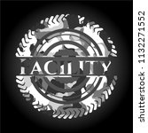 facility on grey camouflaged...   Shutterstock .eps vector #1132271552