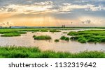 Panoramic Landscape Scenery Of...