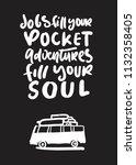 jobs fill your pocket.... | Shutterstock .eps vector #1132358405