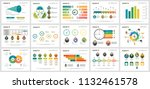colorful consulting or workflow ... | Shutterstock .eps vector #1132461578