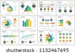 colorful consulting or banking... | Shutterstock .eps vector #1132467695