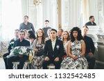 st petersburg  russia   august... | Shutterstock . vector #1132542485