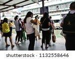 bangkok thailand 11th july 2018 ... | Shutterstock . vector #1132558646