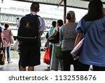 bangkok thailand 11th july 2018 ... | Shutterstock . vector #1132558676