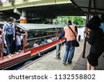 bangkok thailand 11th july 2018 ... | Shutterstock . vector #1132558802