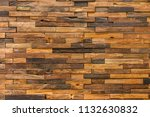 brown wood texture of wooden... | Shutterstock . vector #1132630832