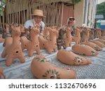 vitebsk. republic of belarus 12.... | Shutterstock . vector #1132670696