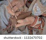 vitebsk. republic of belarus 12.... | Shutterstock . vector #1132670702