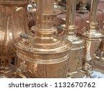 vitebsk. republic of belarus 12.... | Shutterstock . vector #1132670762