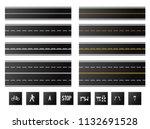 set of realistic vector...   Shutterstock .eps vector #1132691528