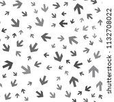 seamless arrow pattern on a...