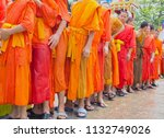 luang prabang  lao   april 15 ... | Shutterstock . vector #1132749026