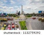 bangkok  thailand  july 12 2018 ... | Shutterstock . vector #1132759292