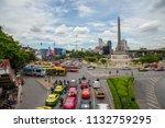 bangkok  thailand  july 12 2018 ... | Shutterstock . vector #1132759295