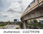 bangkok  thailand  july 12 2018 ... | Shutterstock . vector #1132759298