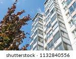 modern giant  apartment... | Shutterstock . vector #1132840556