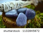 beautiful  charming purple... | Shutterstock . vector #1132845872